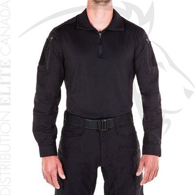 FIRST TACTICAL MEN DEFENDER SHIRT - BLACK - 2X-LARGE