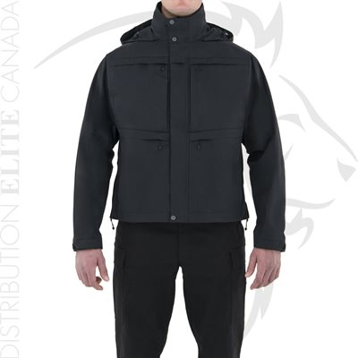 FIRST TACTICAL MEN TACTIX SYSTEM JACKET - BLACK - SMALL