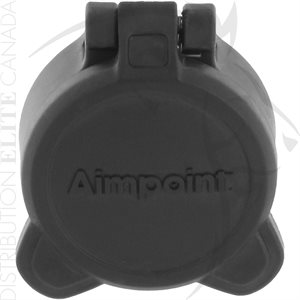 AIMPOINT LENS COVER - FLIP UP FRONT - BLACK