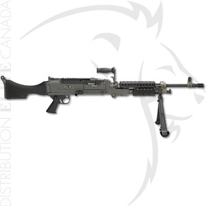 FN M240L 7.62MM MG W / ACCESSORIES