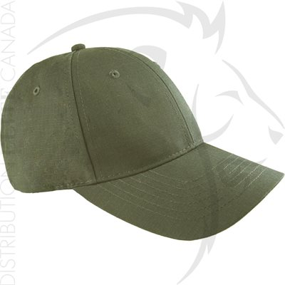 FIRST TACTICAL CASQUETTE FLEX FIT - OLIVE - SMALL / MEDIUM