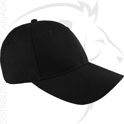FIRST TACTICAL ADJUSTABLE BLANK HAT - BLACK