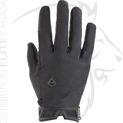 FIRST TACTICAL SLASH PATROL GLOVES - BLACK - SMALL