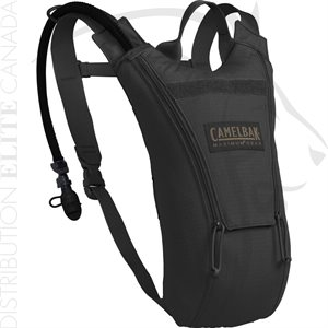 CAMELBAK STEALTH 85OZ MIL SPEC CRUX - BLACK