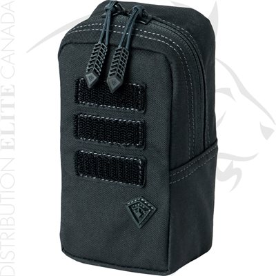 FIRST TACTICAL 3X6 UTILITY POUCH - BLACK