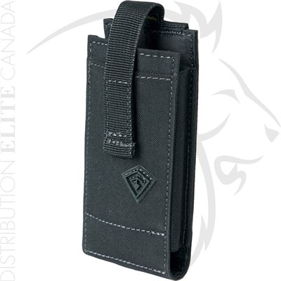 FIRST TACTICAL MEDIA POUCH MEDIUM - BLACK