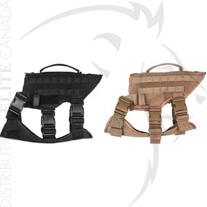 221B TACTICAL NOXX K-9 HARNESS
