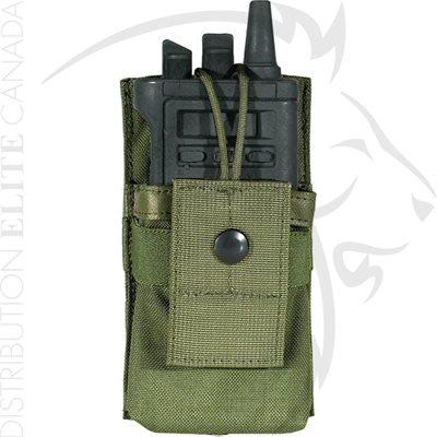 BLACKHAWK STRIKE SM RADIO / GPS POUCH OLIVE DRAB