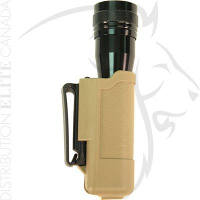BLACKHAWK COMPACT LIGHT CARRIER - TAC MATTE FINISH - CT