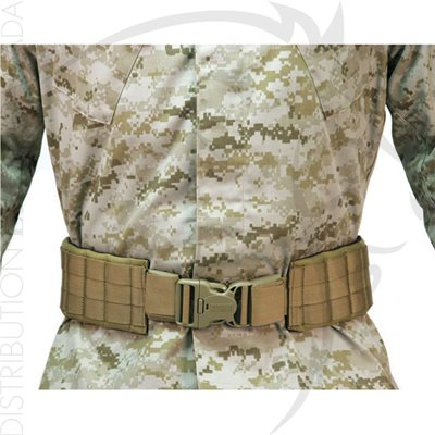 BLACKHAWK PADDED PATROL BELT & PAD MD STRIKE 43-49in CT