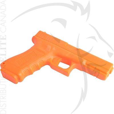 BLACKHAWK DEMONSTRATOR GUN GLOCK 17 - SAFETY ORANGE