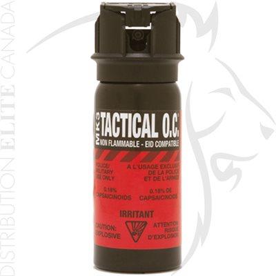 DEFENSE AEROSOLS TACTICAL OC PEPPER STREAM .20% MK-3 - 44GR
