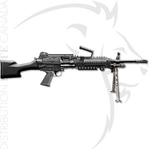 FN MK48 MOD 1 - 7.62MM FULL-AUTO RIFLE - BLK / BLK
