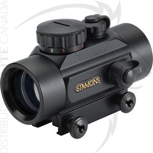 SIMMONS 1X30 MATTE 3-MOA DOT RED / GREEN / BLUE ILLUMIN