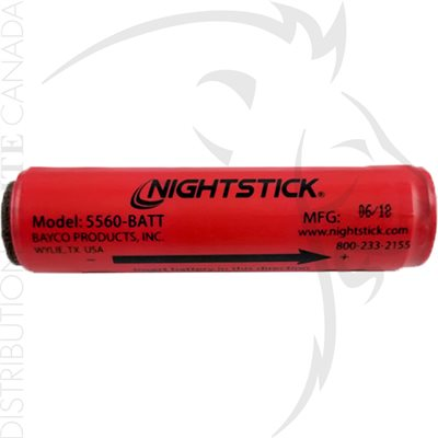 NIGHTSTICK REPLACEMENT BATTERY - 5560 SERIES LED LIGHTS