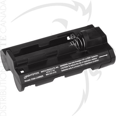 NIGHTSTICK AA BATTERY CARRIER - INTRANT™ ANGLE LIGHTS