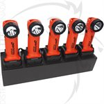 NIGHTSTICK SNAP-IN MOUNTING BASE - INTRANT™ ANGLE - 5 UNITS