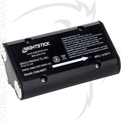 NIGHTSTICK RECHARGEABLE LI-ION BATT PACK - 5566 / 68 INTRANT™