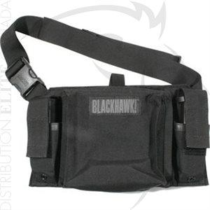 BLACKHAWK SHOTGUN BANDOLEER - 12 SHELLS / 2 PISTOL MAGS