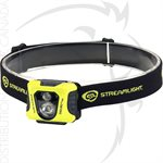 STREAMLIGHT ENDURO PRO A / BLANC & ROUGE LEDS - JAUNE - CLAM