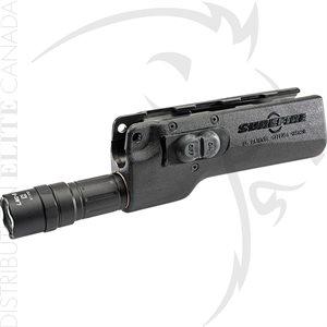 SUREFIRE DEDICATED SMG FOREND 6V MP5 1000 LUMENS - BLACK