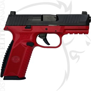 FN FN509 TRAINING PISTOL NMS BLK / RED DS (3) 17-RD LE