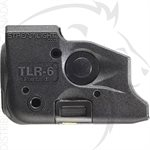 STREAMLIGHT TLR-6 RAIL (GLOCK®) A / BLANC LED & ROUGE LASER