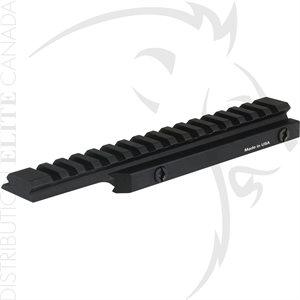 BLACKHAWK AR 15 FLAT TOP RISER QD