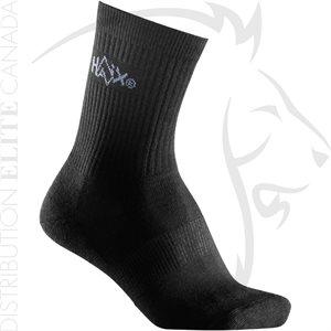 HAIX SOCKS - BLACK - REGULAR