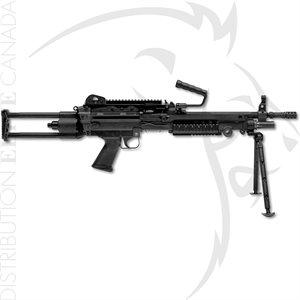 FN M249 PARA - 5.56MM FULL-AUTO RIFLE - BLK / BLK