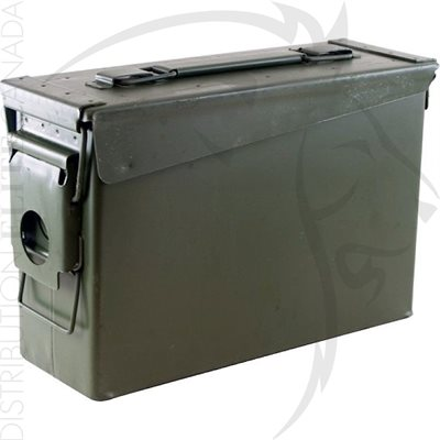 BLACKHAWK VIDE AMMO CAN - M19 30CAL