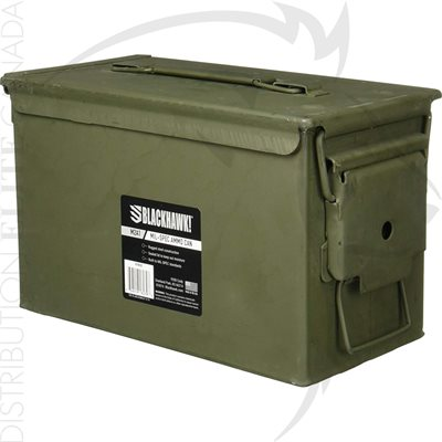 BLACKHAWK AMMO CANISTER - M21 50CAL