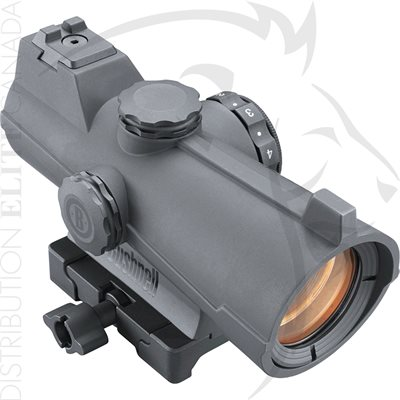 BUSHNELL INCINERATE RED DOT CIRCLE DOT RETICLE 2 MOA