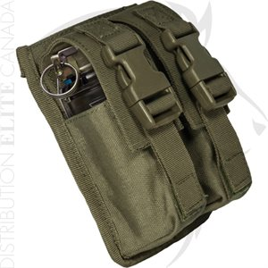ARMOR EXPRESS BASE FLASHBANG DOUBLE COVERED POUCH