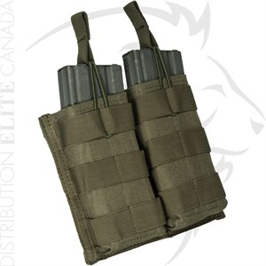 ARMOR EXPRESS BASE M16 & M4 DOUBLE OPENTOP BUNGEE MAG POUCH