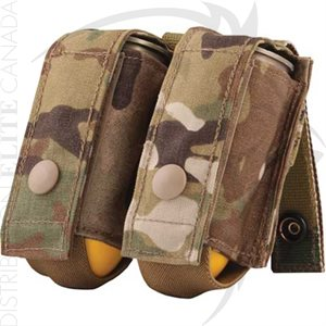 ARMOR EXPRESS FIRST SPEAR 40MM GRENADE DOUBLE POCKET