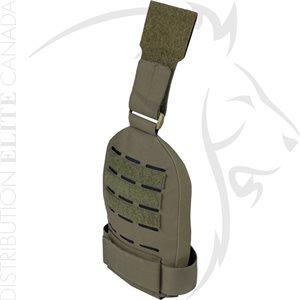 ARMOR EXPRESS HARD ARMOR SHOULDER PLATE CARRIER