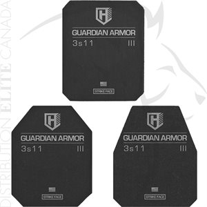 ARMOR EXPRESS HIGHCOM GUARDIAN 3S11 III SA RIFLE PLATE