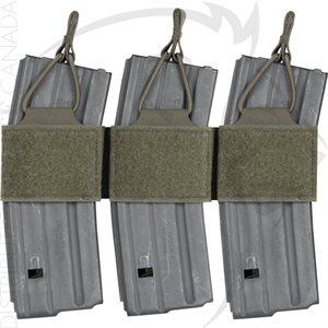 ARMOR EXPRESS PERAFLEX M16 & M4 TRIPLE MAG POUCH