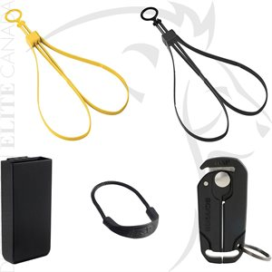 ASP NYLON TRI-FOLD HANDCUFFS & ACCESSORIES