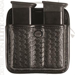 BIANCHI 7922 ACCUMOLD ELITE TRIPLE THREAT II DOUBLE MAGAZINE POUCH