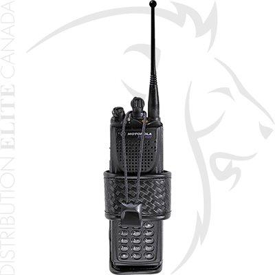 BIANCHI 7923 ACCUMOLD ELITE ADJUSTABLE RADIO HOLDER - PLAIN