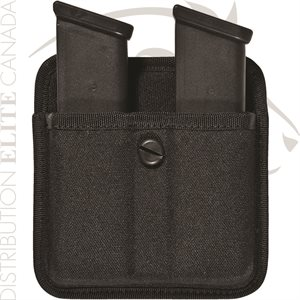 BIANCHI 8020 PATROLTEK TRIPLE THREAT II DOUBLE MAGAZINE POUCH