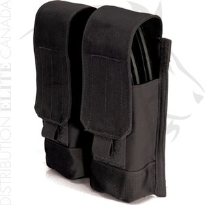 BLACKHAWK AK-47 DOUBLE MAG (HOLDS 4) - MOLLE