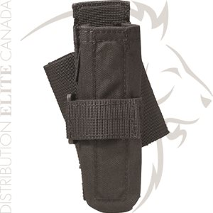 BLACKHAWK BELT MOUNTED CROSS DRAW BATON POUCH