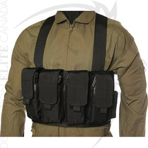BLACKHAWK CHEST MAGAZINE POUCH