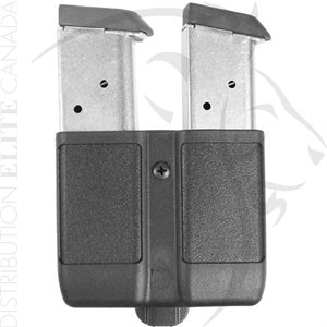 BLACKHAWK DOUBLE MAG CASE SINGLE STACK