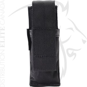 BLACKHAWK HOOK BACKED SINGLE PISTOL MAG POUCH