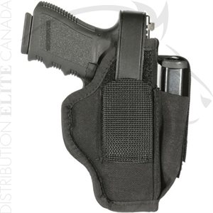 BLACKHAWK NYLON AMBIDEXTROUS MULTI-USE HOLSTER