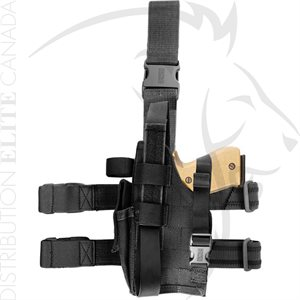 BLACKHAWK NYLON OMEGA VI ELITE HOLSTER